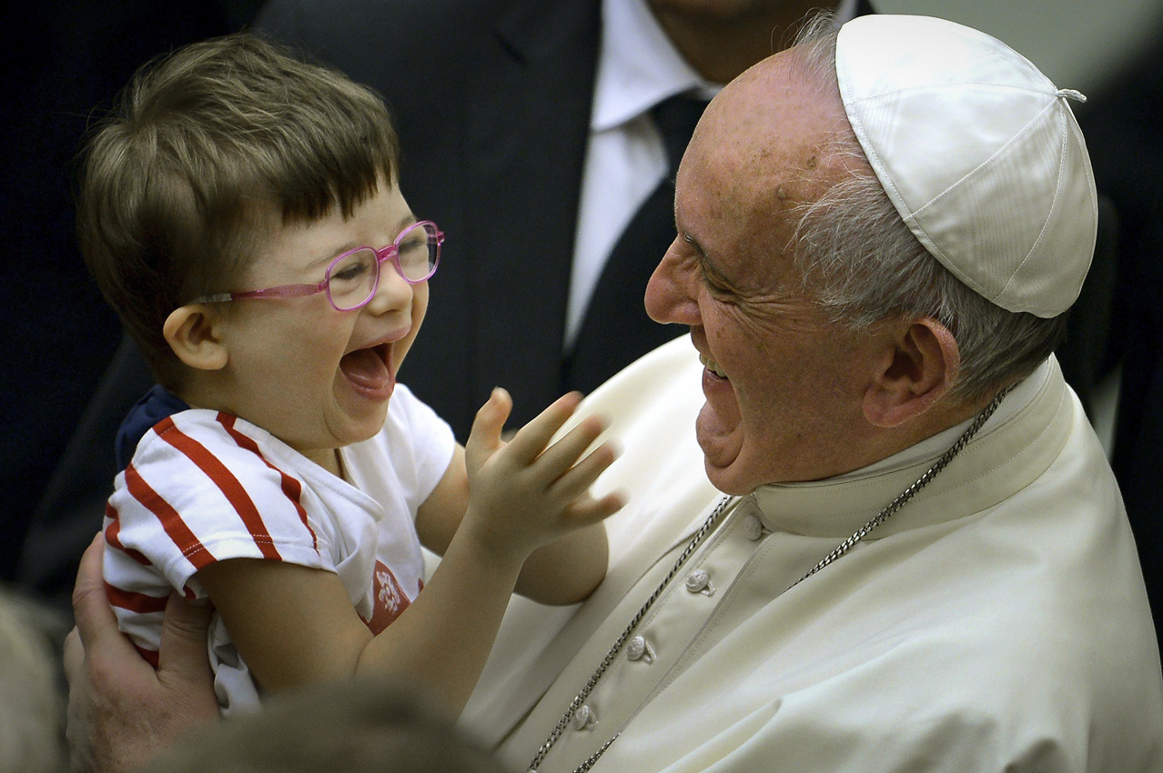 THE JETSET POPE: Joy.