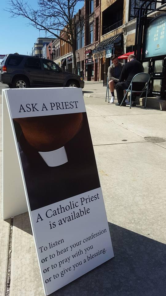Courtesy of St Pauls Street Evangelization