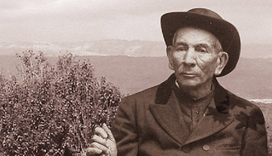 Brochero died of leprosy, as he would always share everything, including his yerba mate, with his parishioners who suffered from the disease.