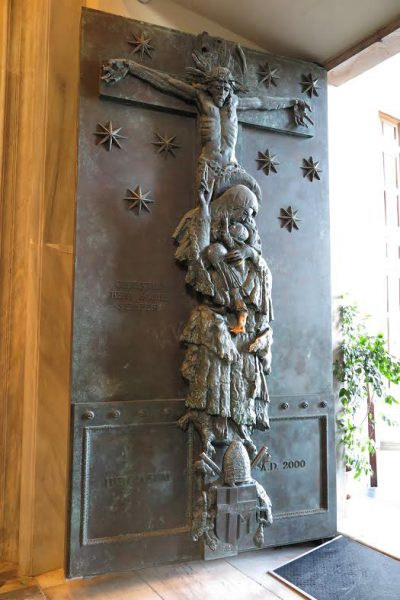 Lateran Holy Door 2016