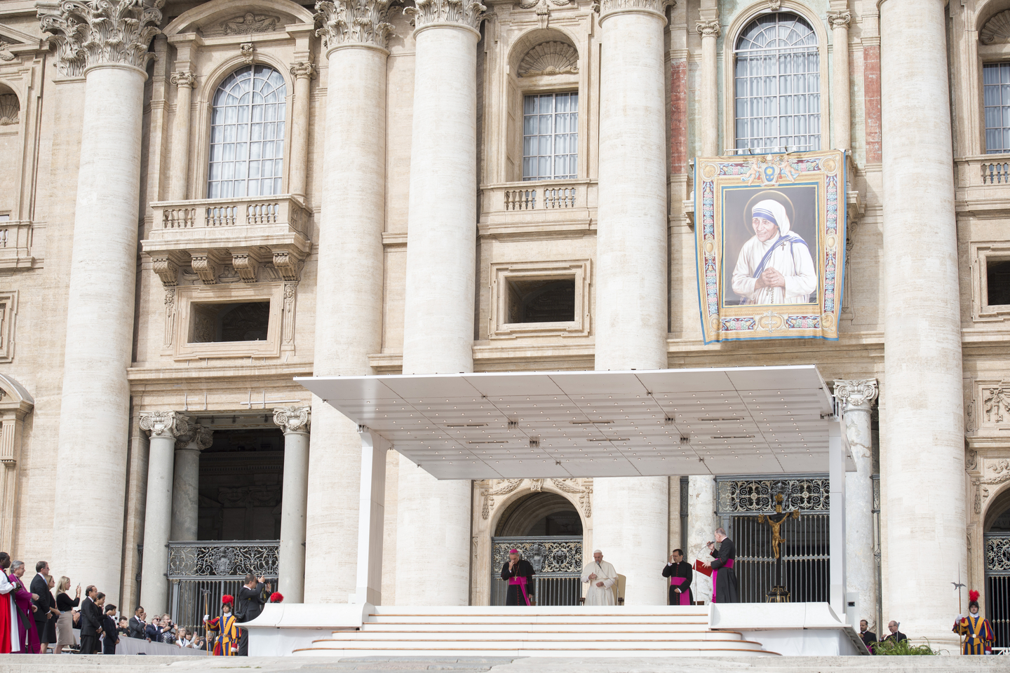 Pope Francis General Audience September 07; 2016