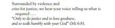 Excerpt of downloadable prayer card/©USCCB
