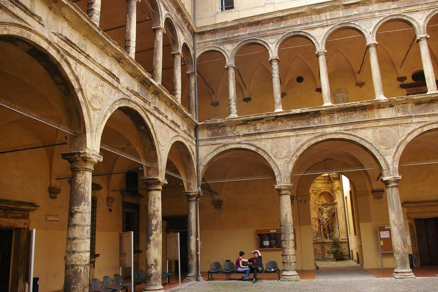 Founded in 1088. Received its university charter from Pope Clement III in 1189.