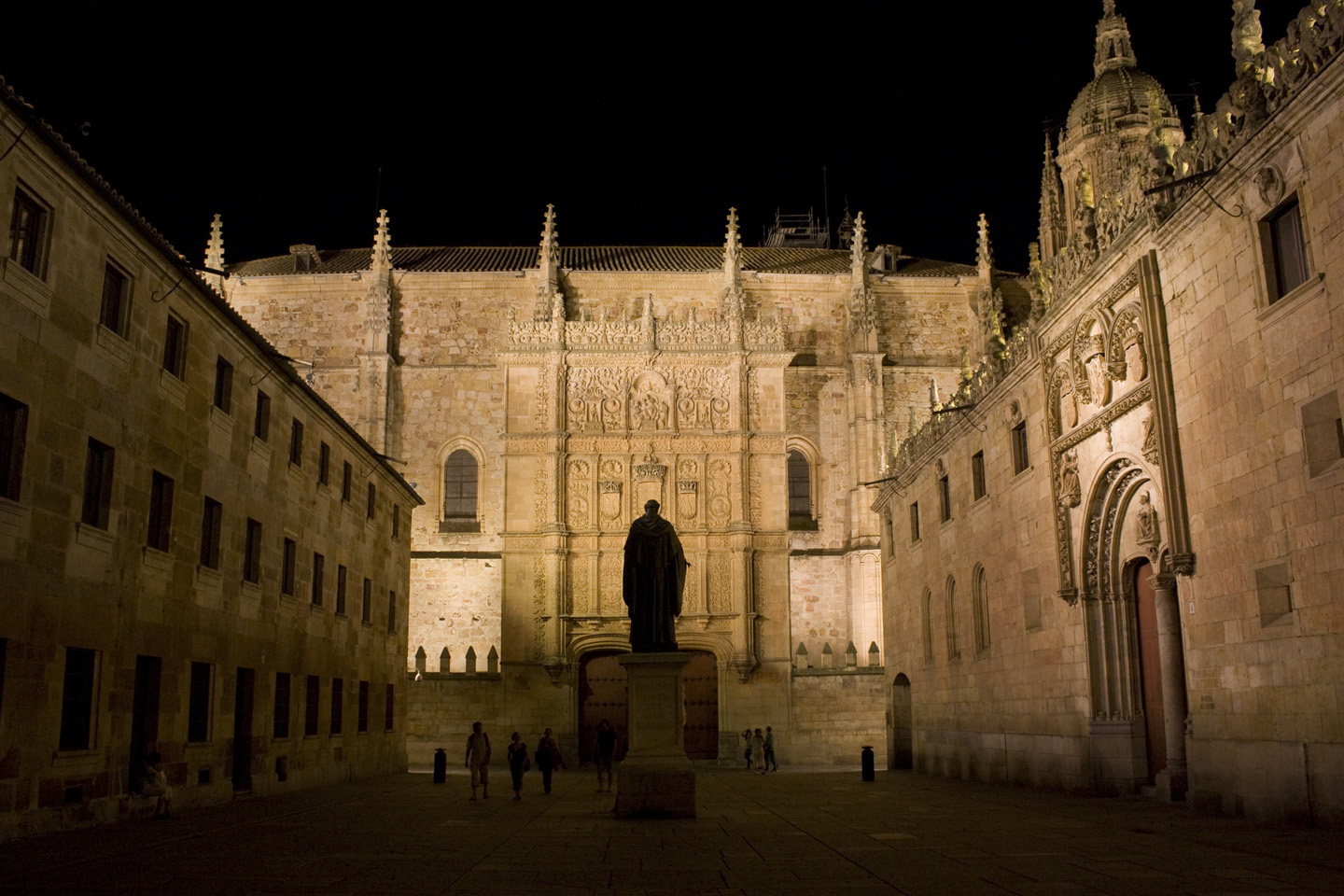 Founded in 1134. Received its university charter from Pope Alexander IV in 1255.