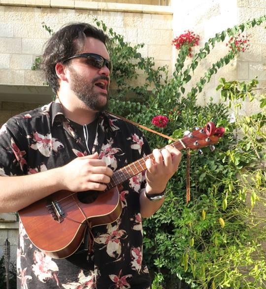 Singing for Supper, or Lunch, in Jordan/Tom McDonald