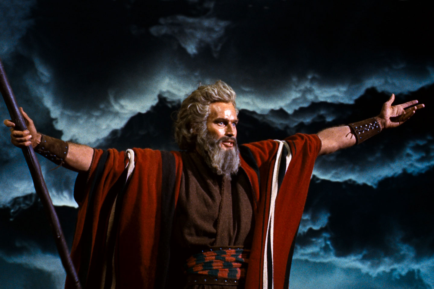 "What Cecil B. DeMille's ""The Ten Commandments"" taught my family on Movie  Night"