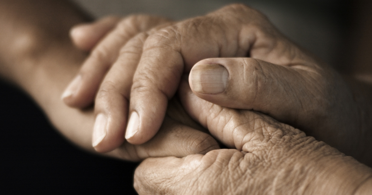 The value of a life, even with dementia
