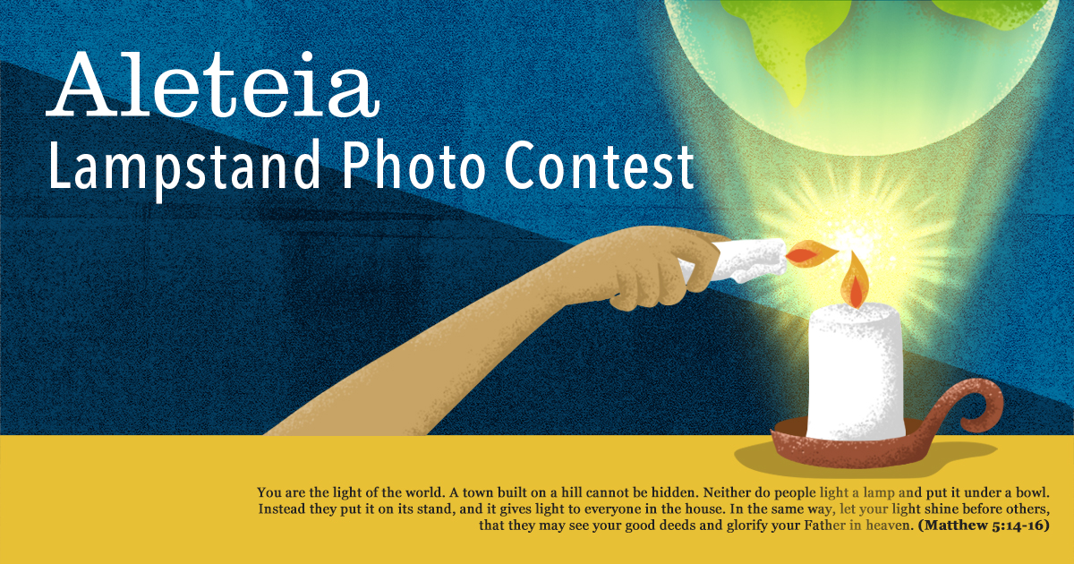 lampshade photo contest aleteia