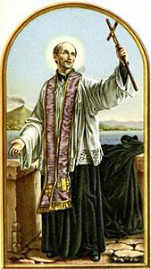 SAINT FRANCIS OF GIROLAMO;