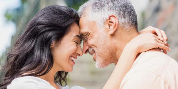 Para w starszym wieku
