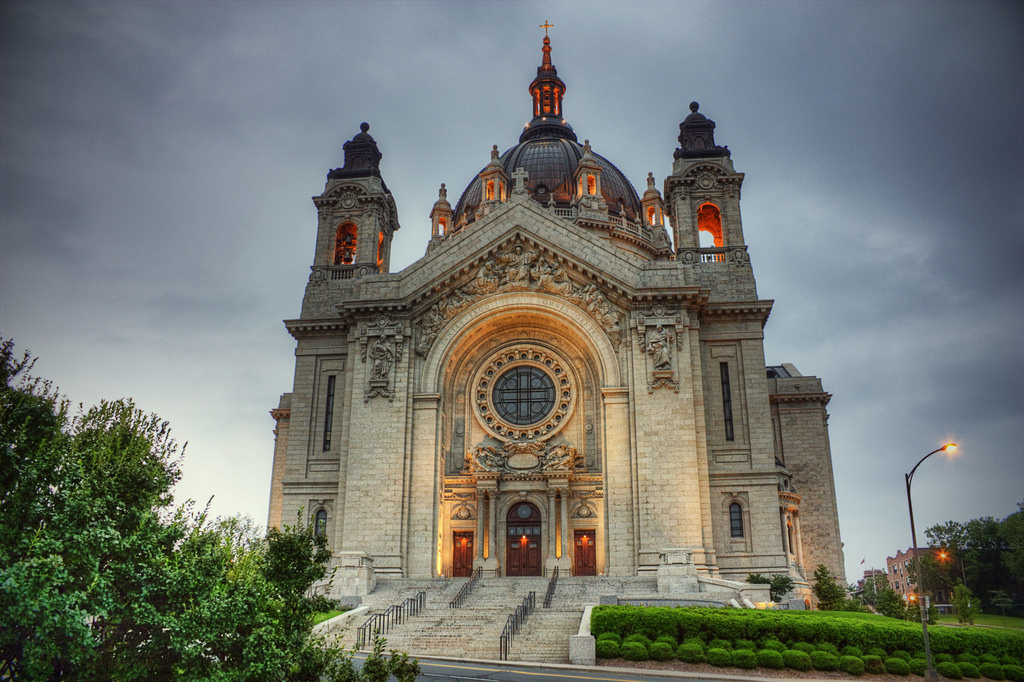 BASILICA OF SAINT LOUIS