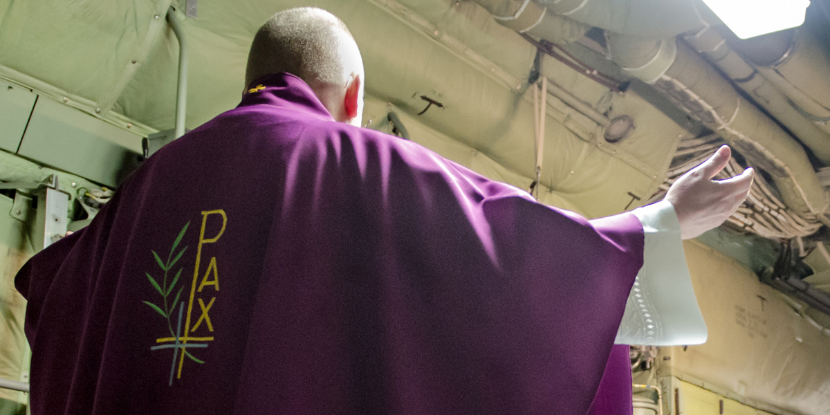 Meaning Behind Violet, Black, White Vestments at Funeral ...