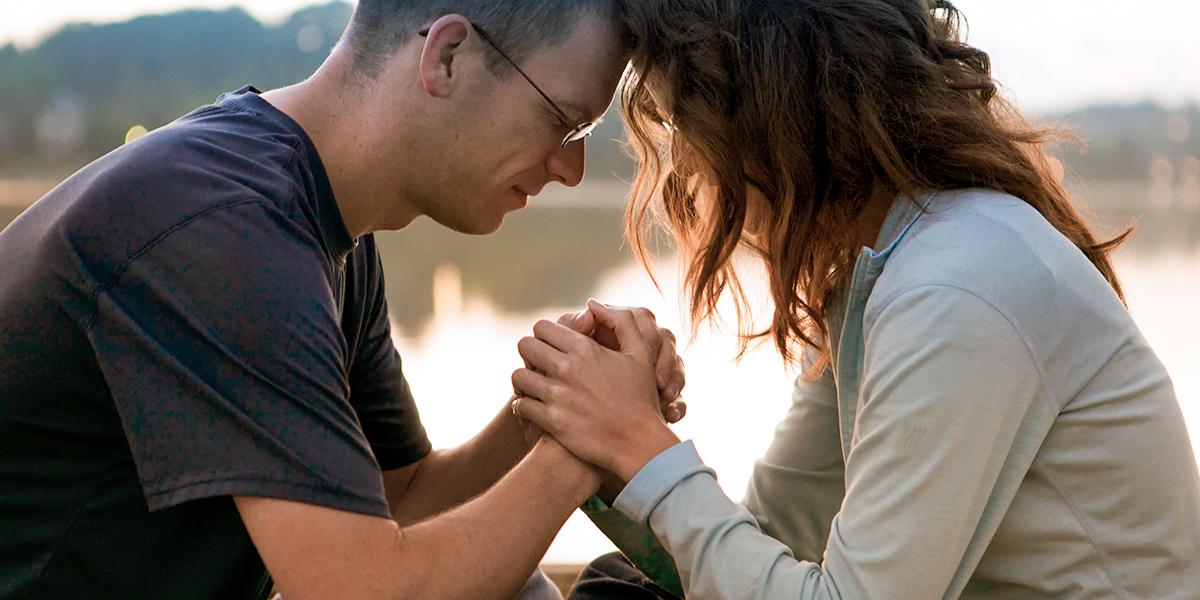 Marital prayer changed everything
