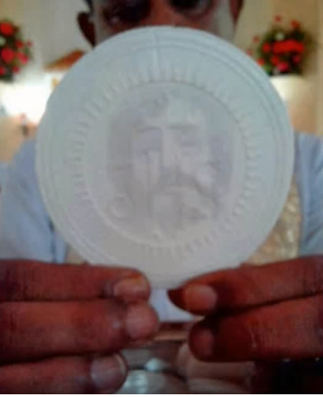 EUCHARISTIC,MIRACLE,FACE OF JESUS