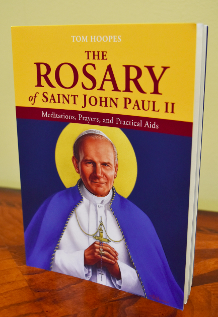 THE ROSARY OF ST JOHN PAUL II
