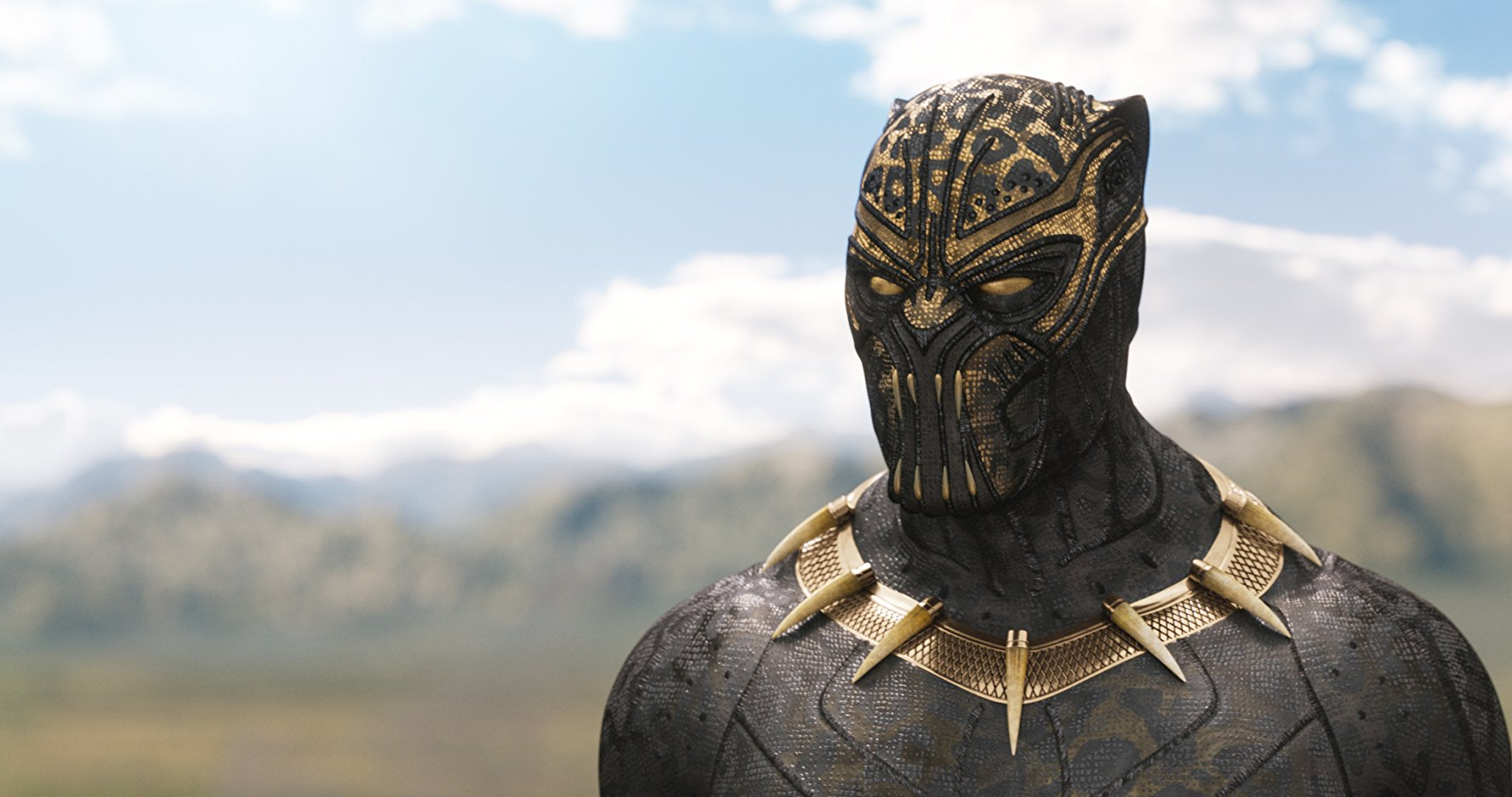 THE BLACK PANTHER,MARVEL
