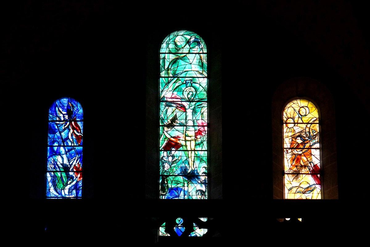 WINDOWS BY CHAGALL