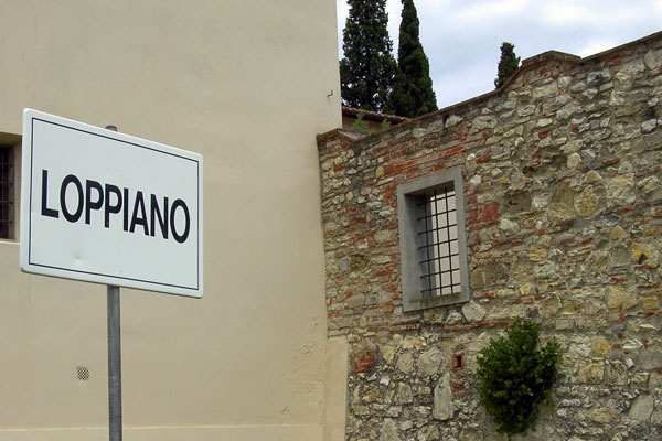 LOPPIANO SIGN