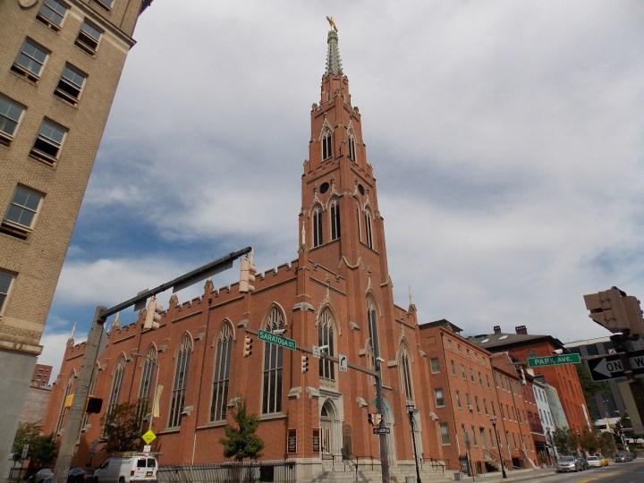 ST ALPHONSUS CHURCH
