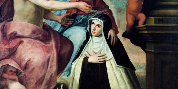MARY MAGDALENE DE' PAZZI