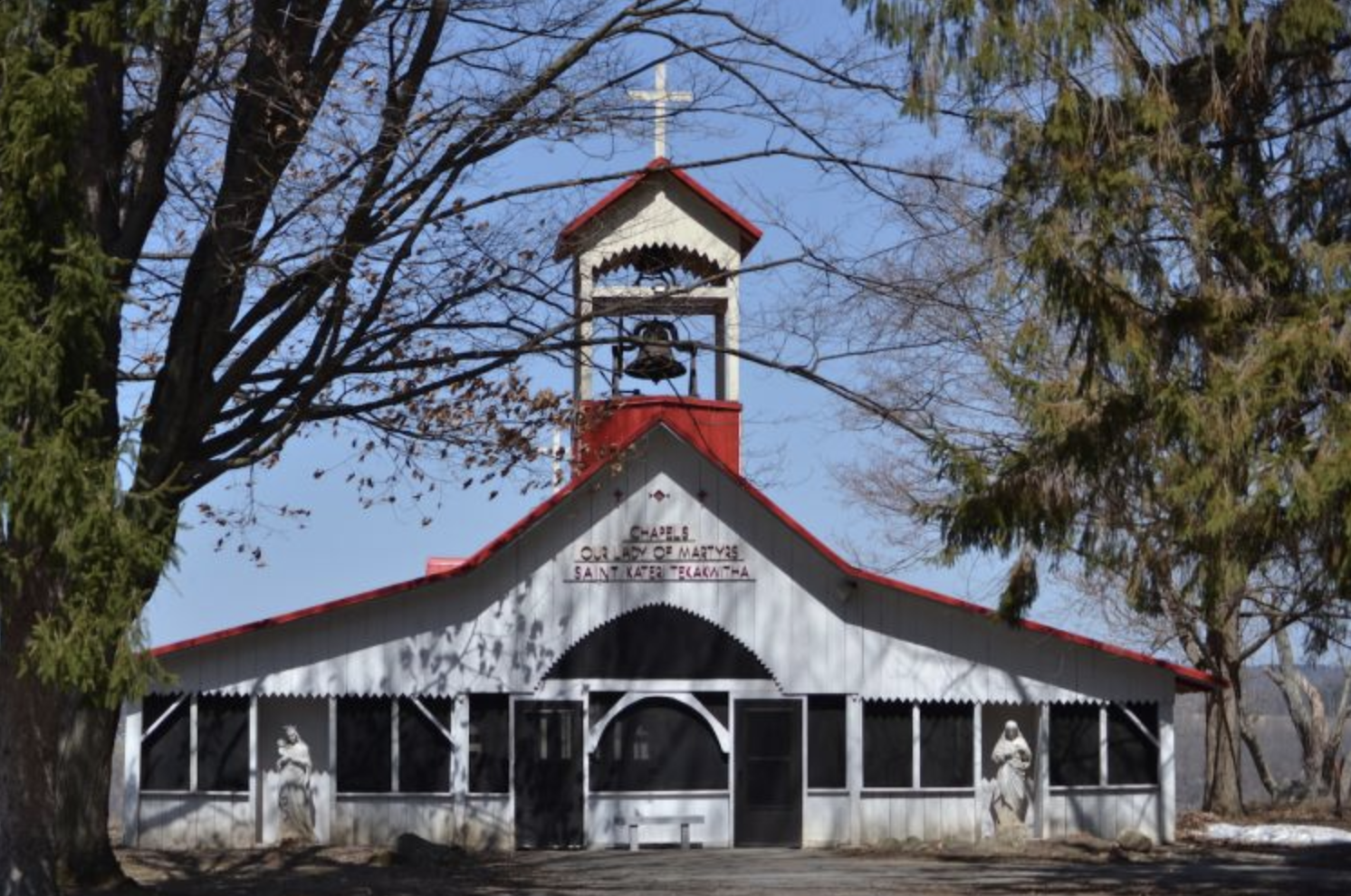 OUR LADY OF MARTYRS SHRINE
