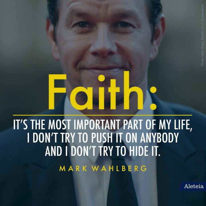 Mark Wahlberg; Catholic Memes