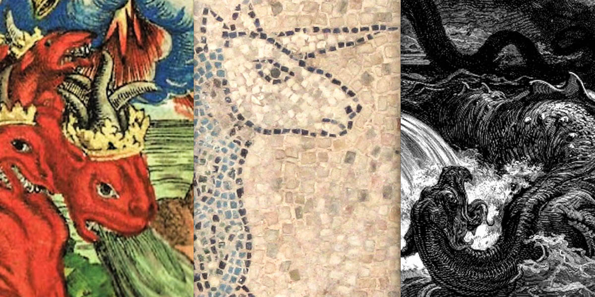 5 Mythical creatures found in the Bible