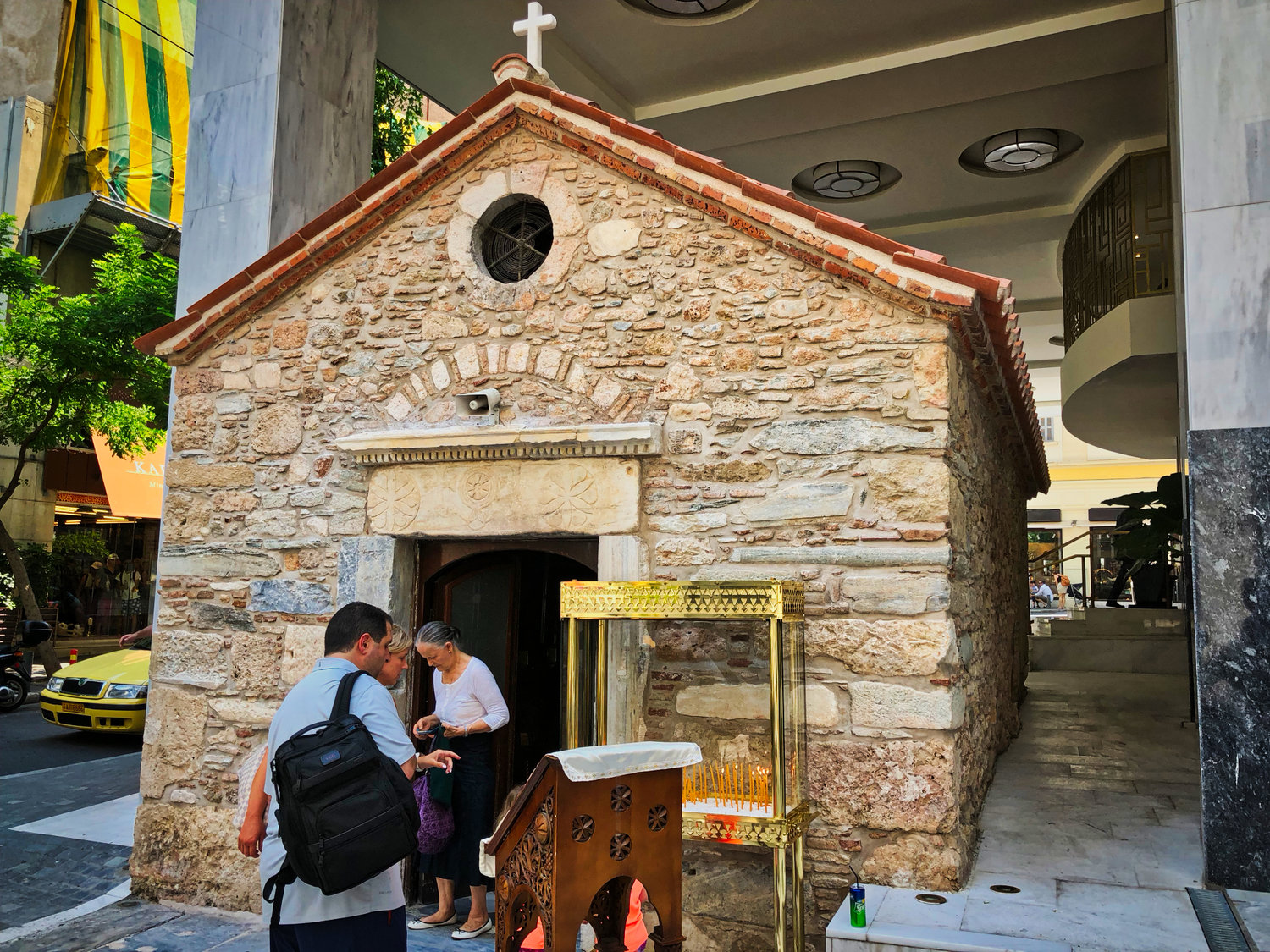 CHURCH OF AGIA DYNAMIS