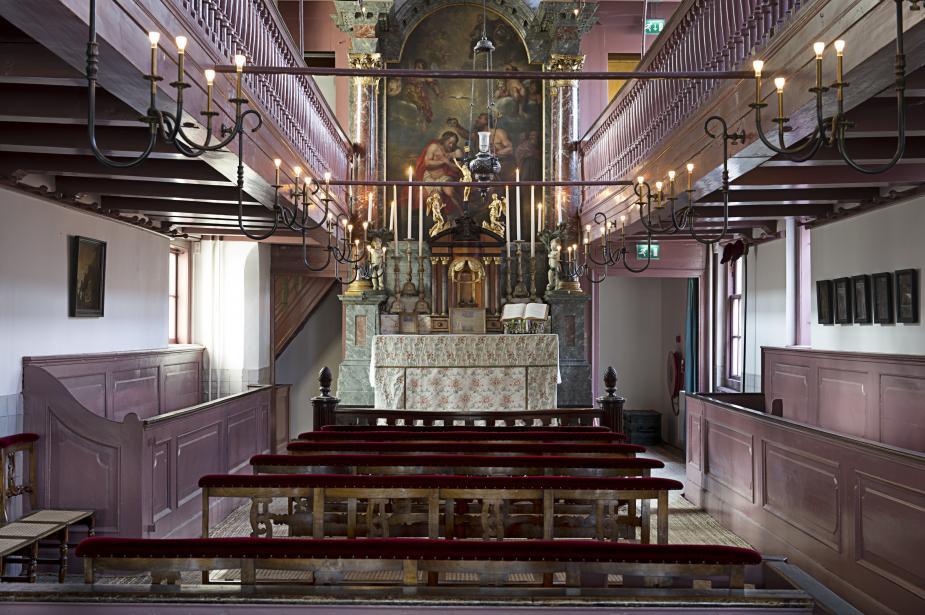 THE ATTIC CHURCH