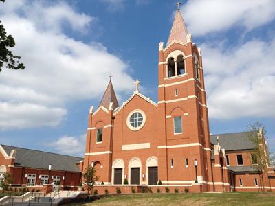 ST JOHN THE APOSTLE CHURCH