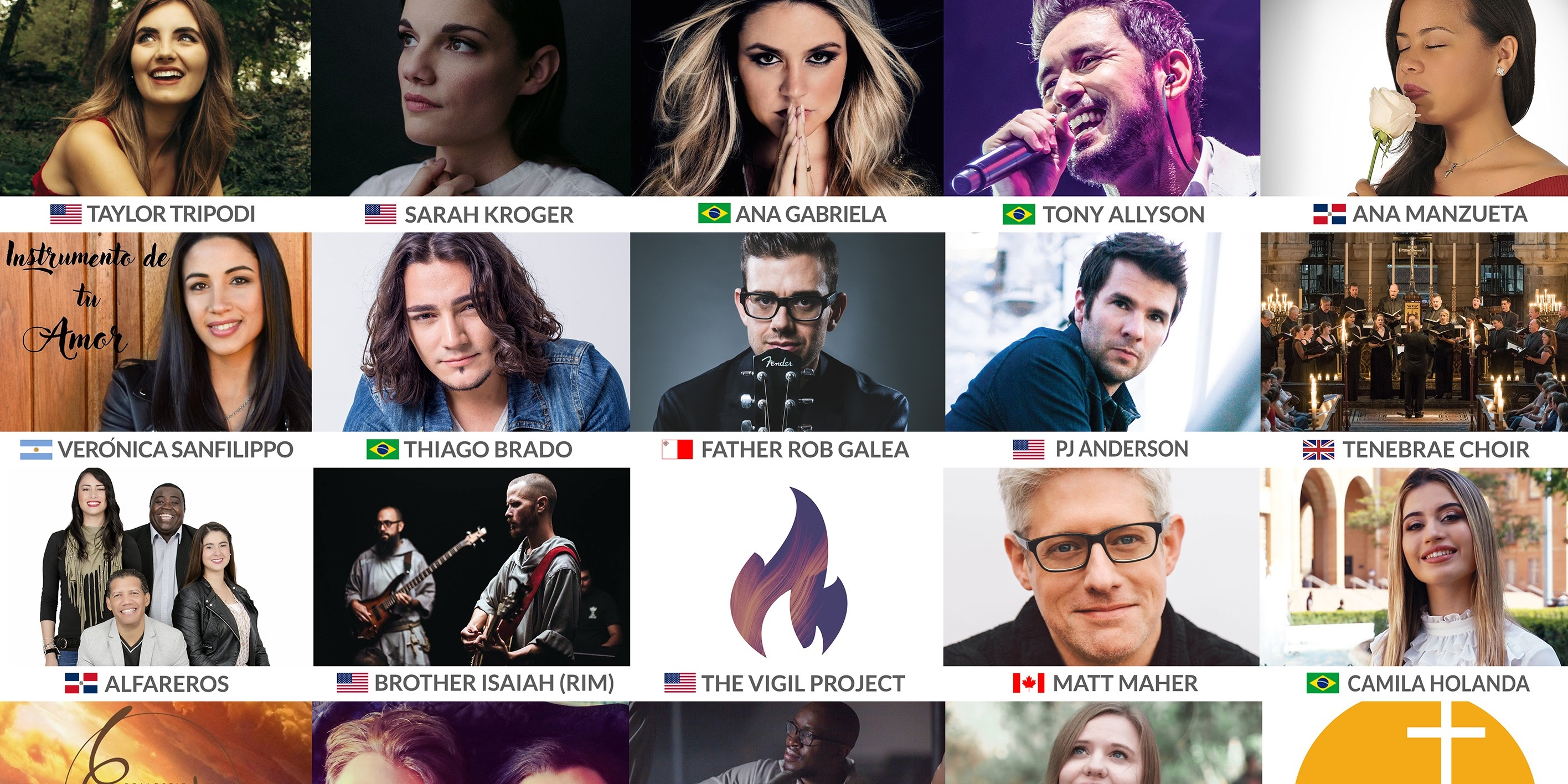 The Top 30 Catholic Music Artists Of 2018