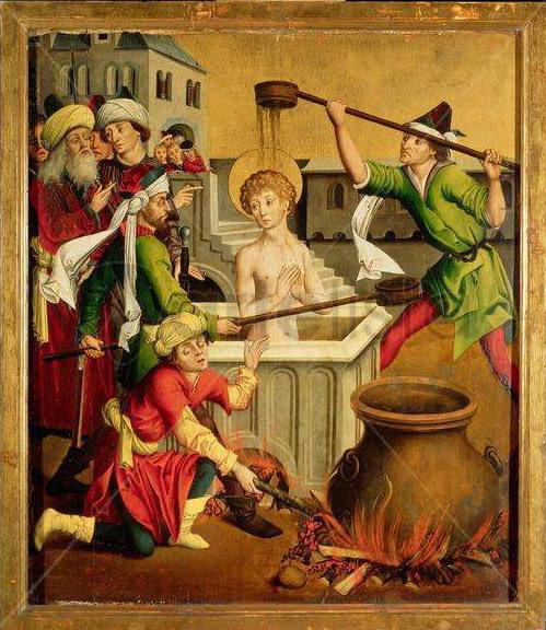 SAINT JOH N THE BAPTIST