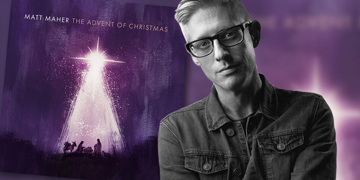 Matt Maher wins Juno award for Christmas album