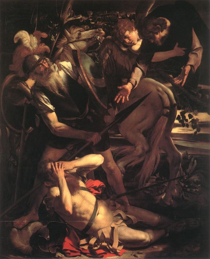 CONVERSION OF ST PAUL