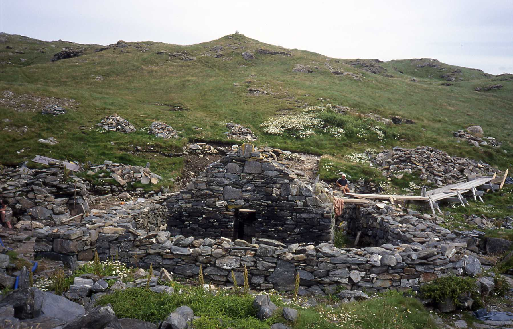 HIGH ISLAND; IRELAND