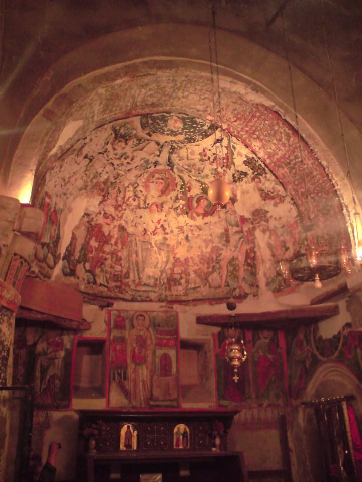 MONASTERY OF ST. MARY DEIPARA