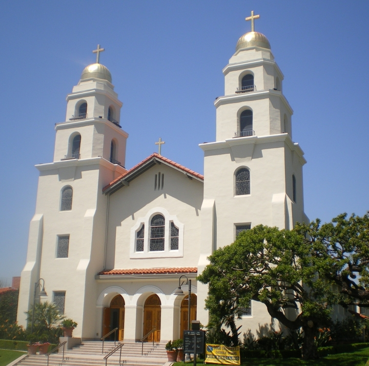 GOOD SHEPHERD CATHOLIC CHURCH; BEVERLY HILLS