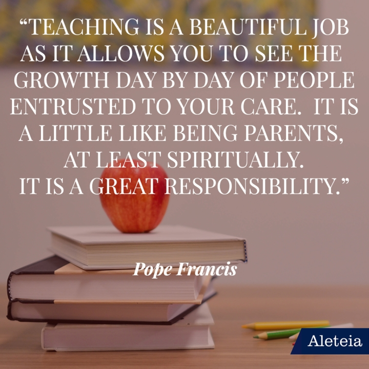 12 Inspirational Quotes To Share With The Teachers In Your Life