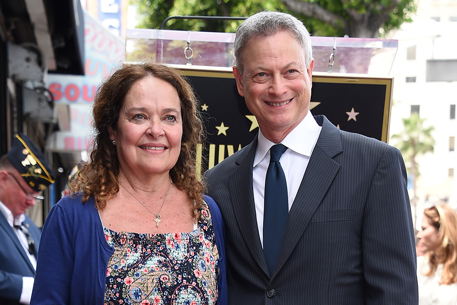 (Slideshow)10 Celebrities whose marriages stood the test ... |Moira Harris And Gary Sinise Children