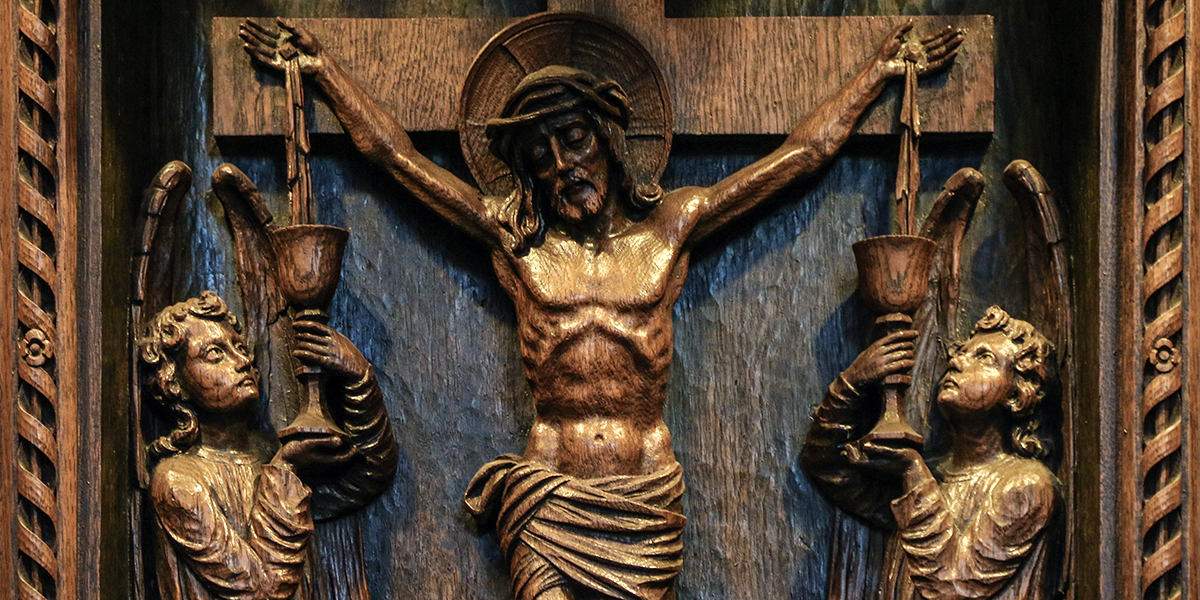 12 Ways to honor the Precious Blood this July as churches re-open
