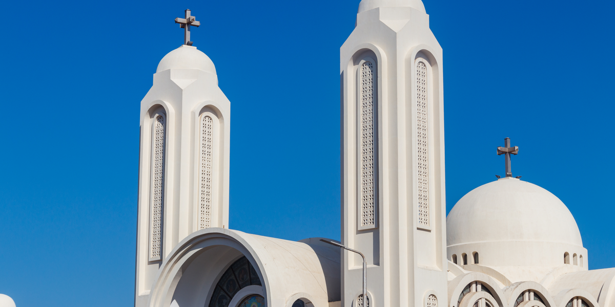 Egypt in process of legalizing many Christian churches