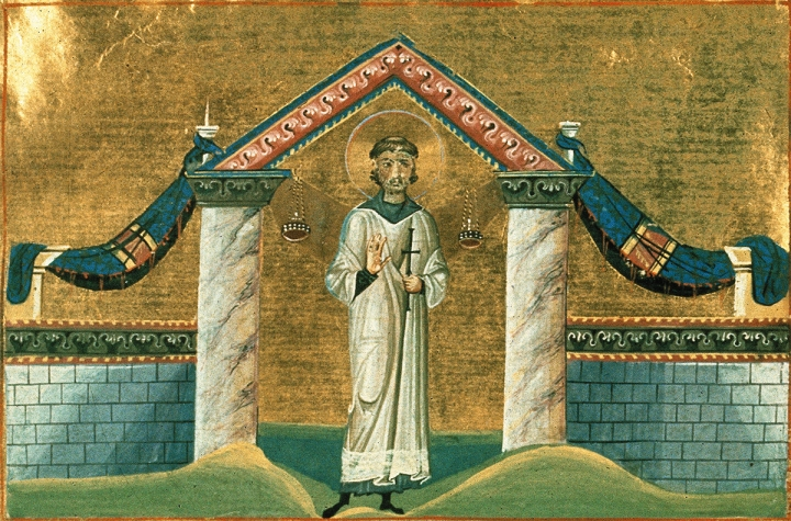 SAINT Vincent of Saragossa