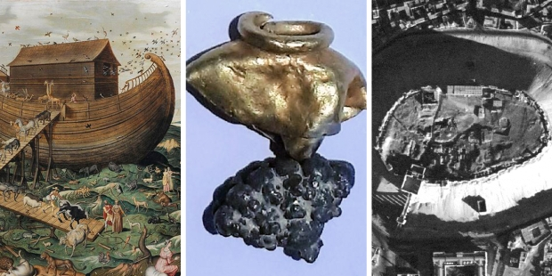 7 Great archaeological finds from 2019