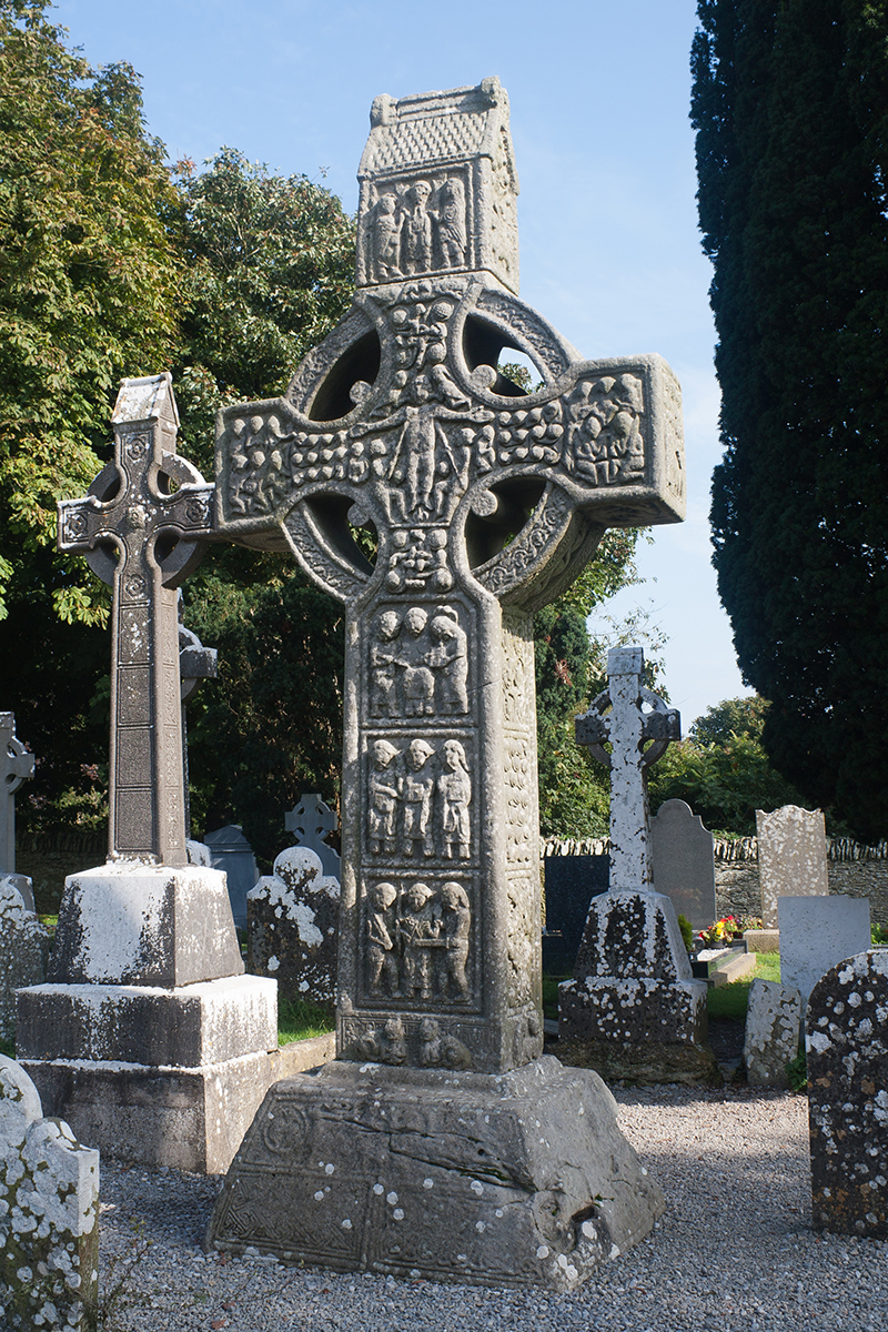 Muiredach's cross at Monasterboice