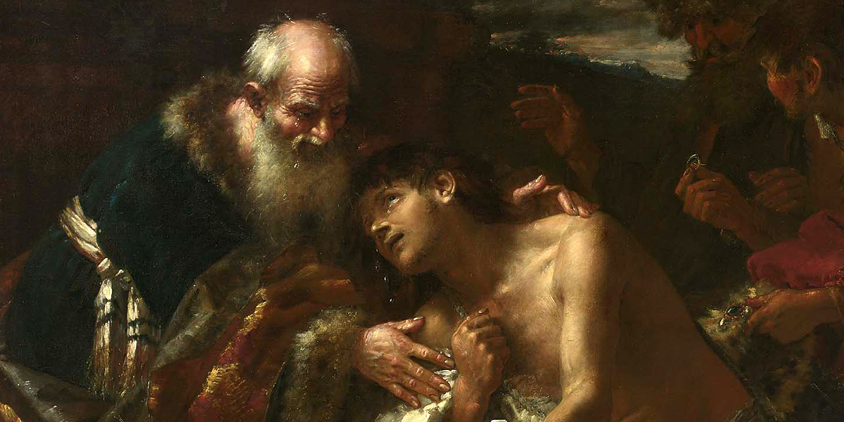 Do You Know Chapter 2 Of The Prodigal Son Story