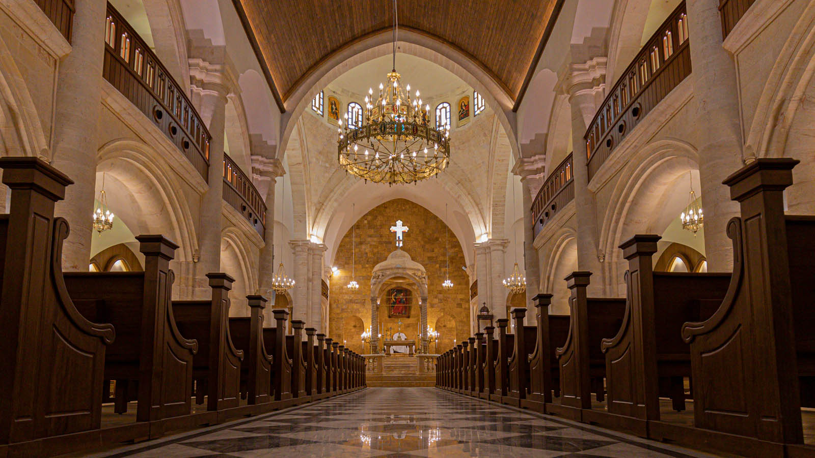 CATHEDRAL; ALEPPO