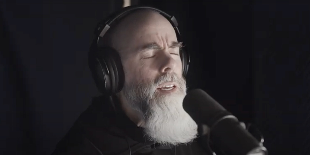 Hermit priest records his own music from his seclusion