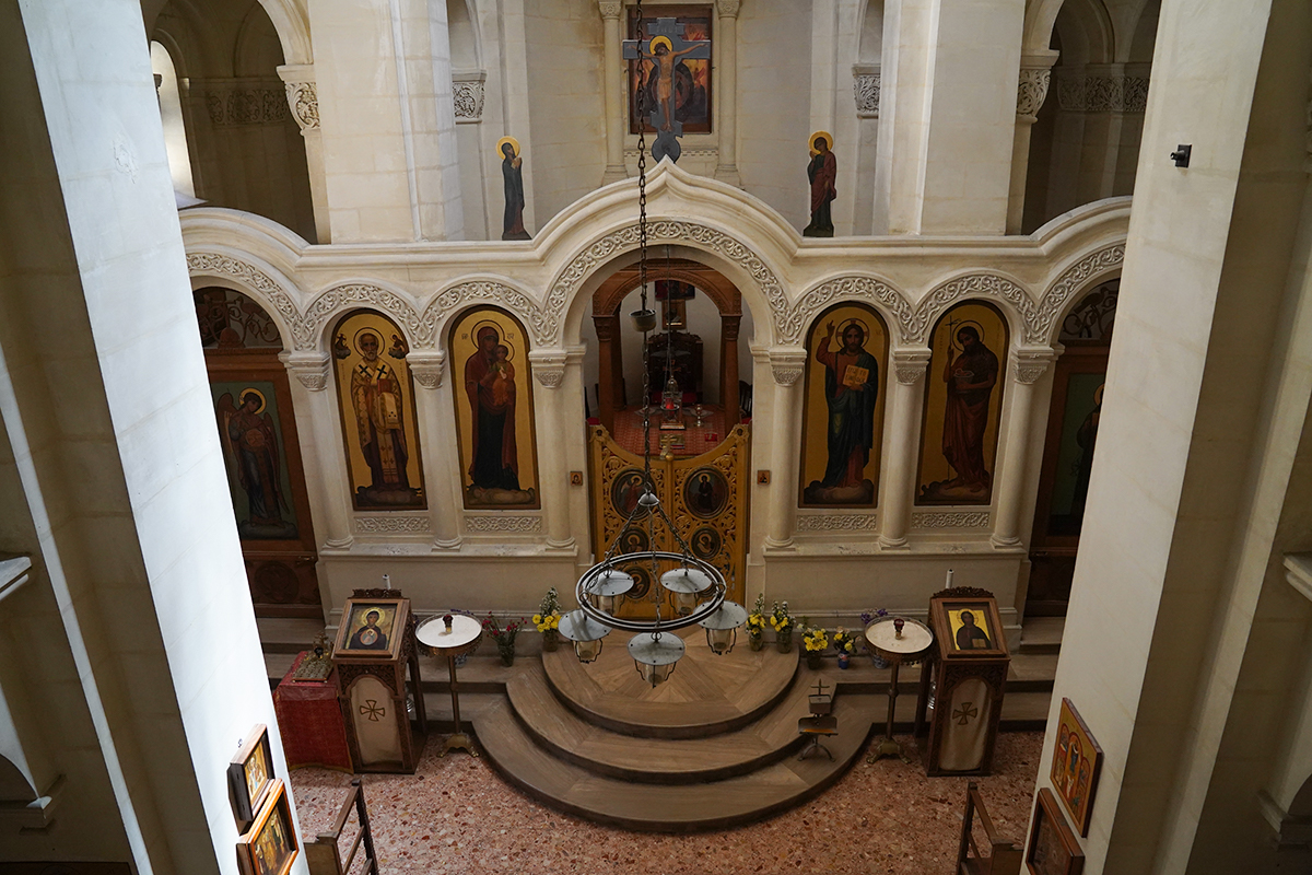 The Greek Catholic Church of Our Lady of Damascus