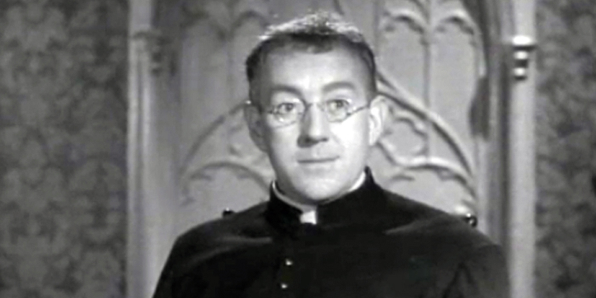 Alec Guinness and the role that led to his finding the faith