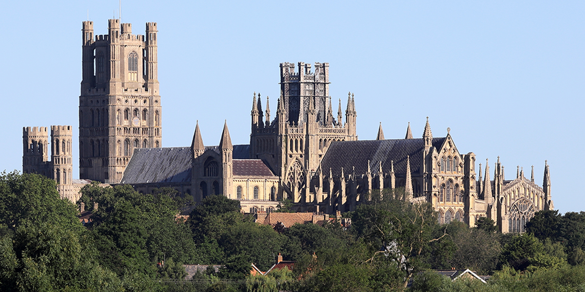 Ely Cathedral, a beacon of beauty with a tragic past